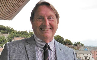 Dr Mike Peirce MBE FRSA